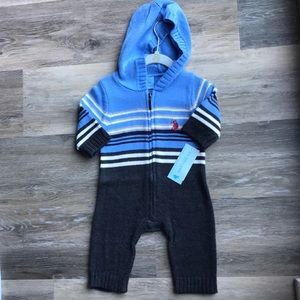 NWT Zip Up with Hood